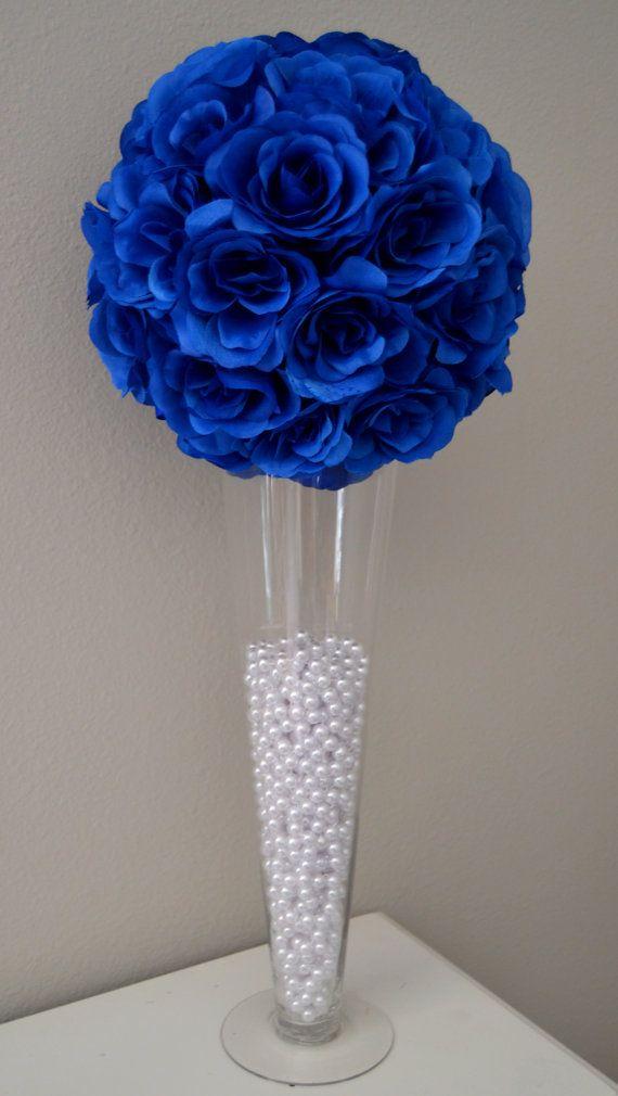 Royal blue wedding centerpieces best 25 royal blue centerpieces ideas on emasscraft org junglespirit Gallery