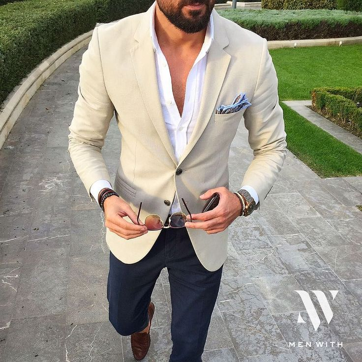 Casual Mens Wedding Outfits