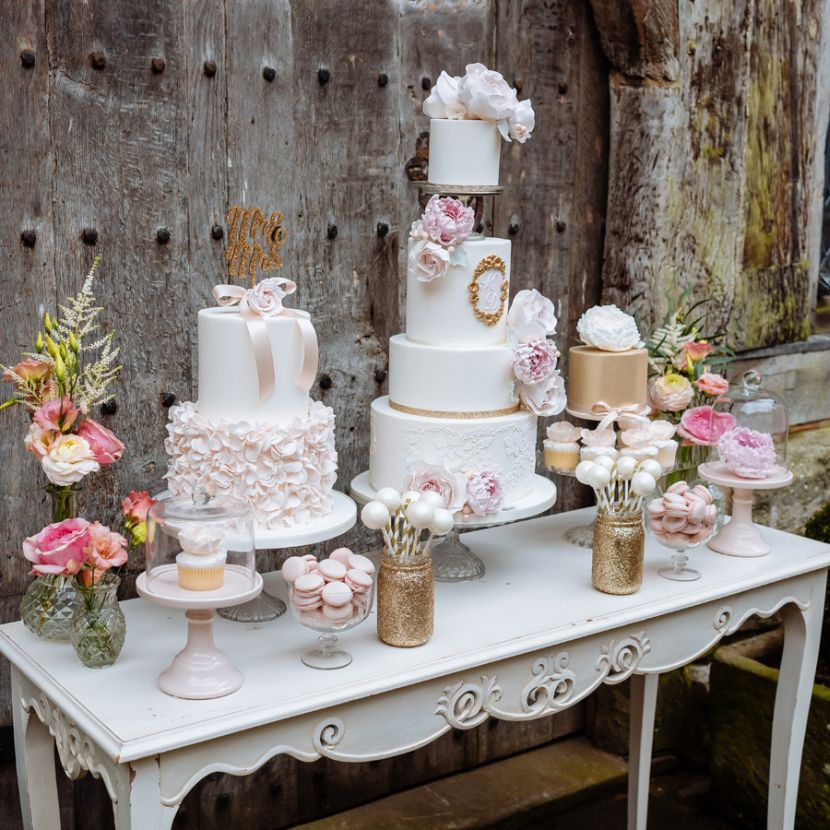 Candy Buffet Ideas For Wedding