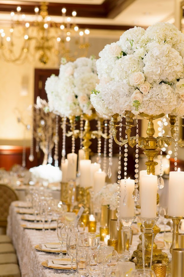 Gold And Silver Wedding Centerpieces Image collections - Wedding ...