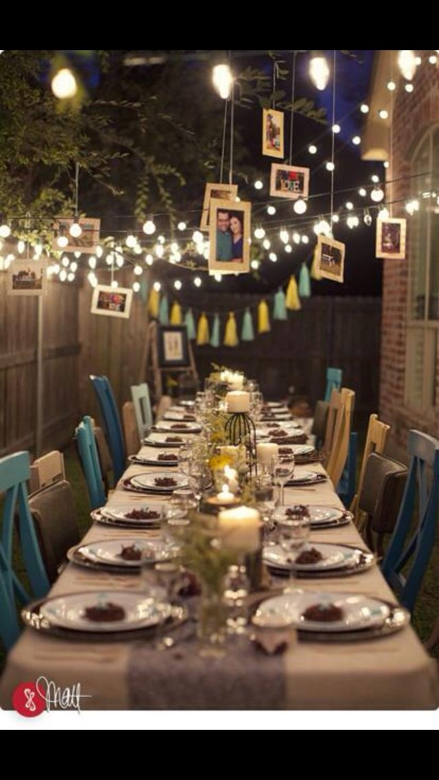 10 Year Wedding Anniversary Decorations