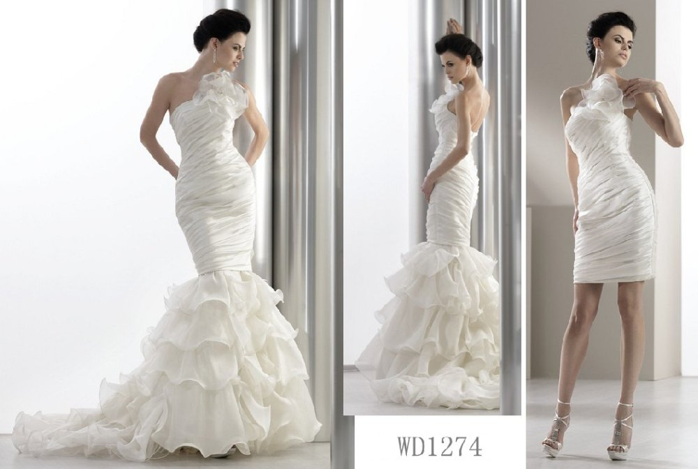Wedding Dress With Detachable Skirt. Great Removable Skirt Wedding ...