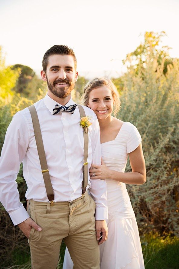 Awesome Casual Groom Wedding Attire Gallery - Styles & Ideas 2018 ...