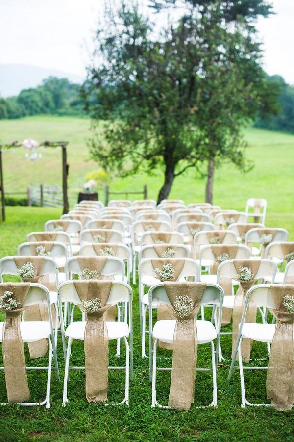 Chair Decorations For Weddings