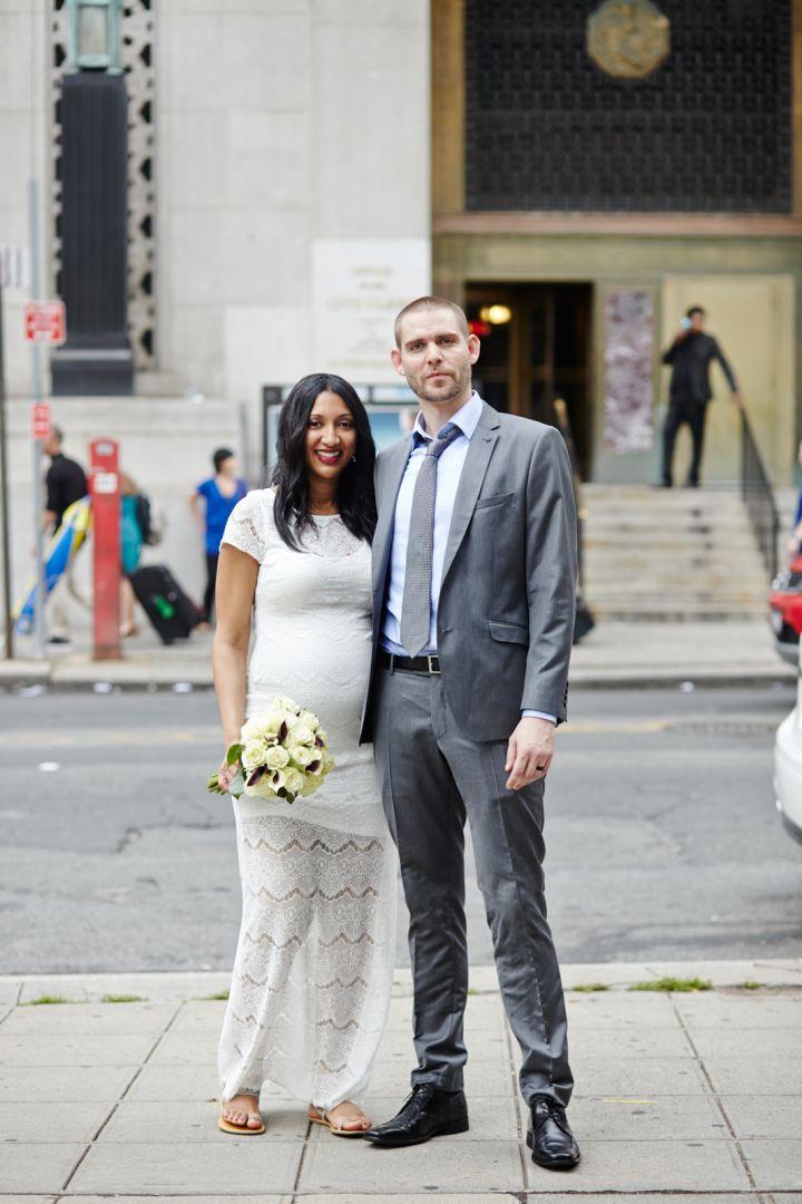 New york celebrity weddings