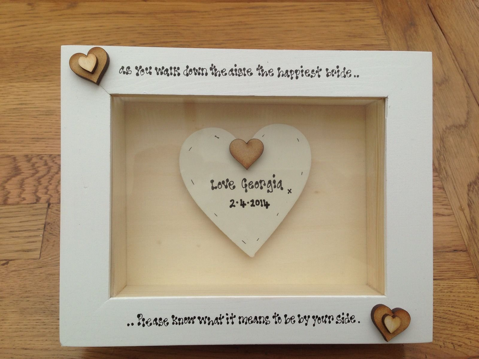 Wedding Gifts From Bridesmaids: Wedding Gift For Bride From Bridesmaid