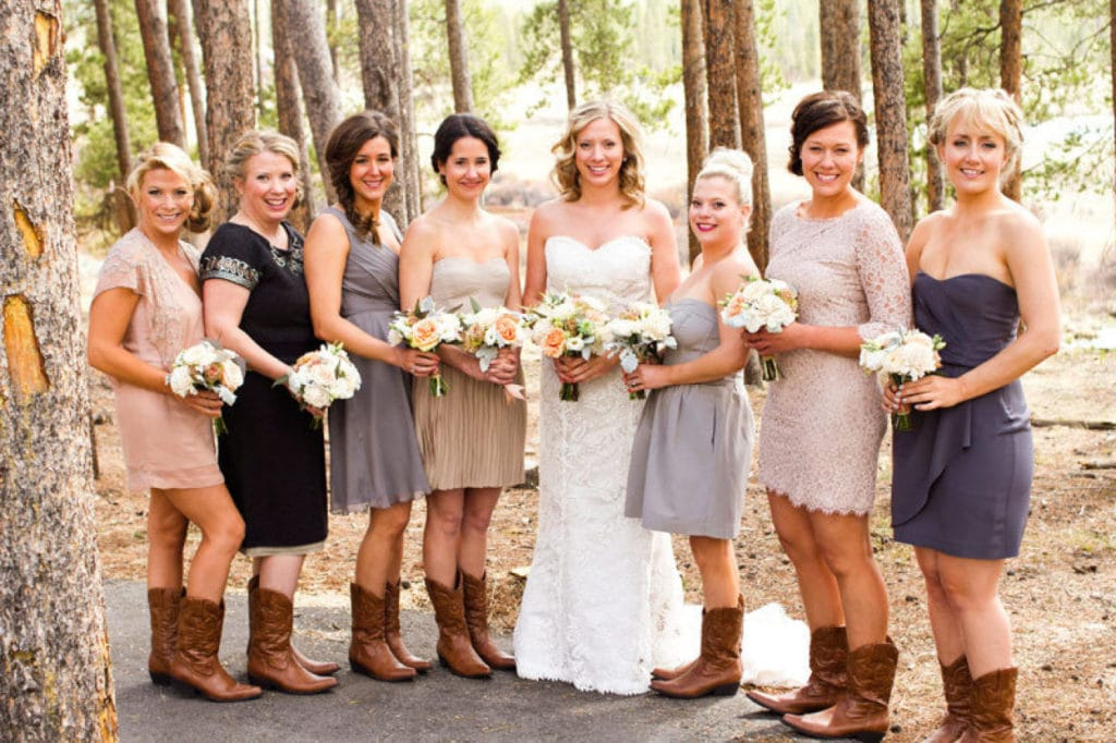 Country wedding guest attire junglespirit Image collections