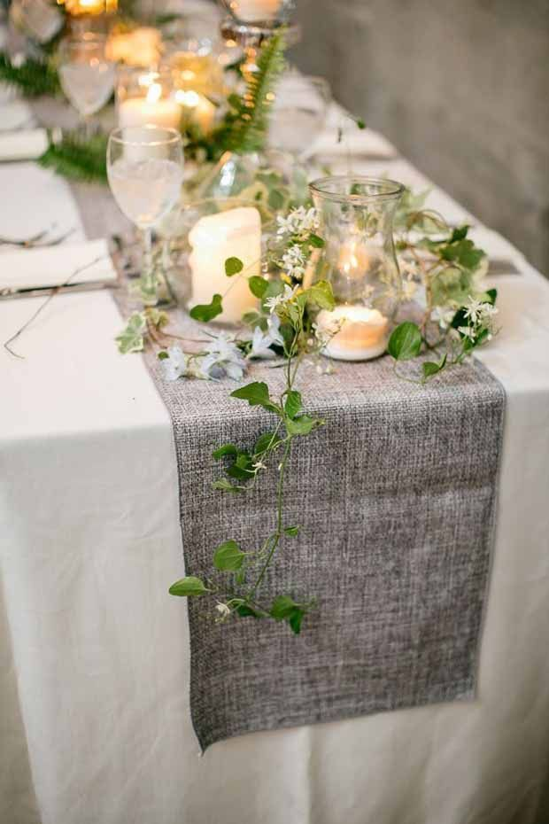 Wedding Decorations Table Runners