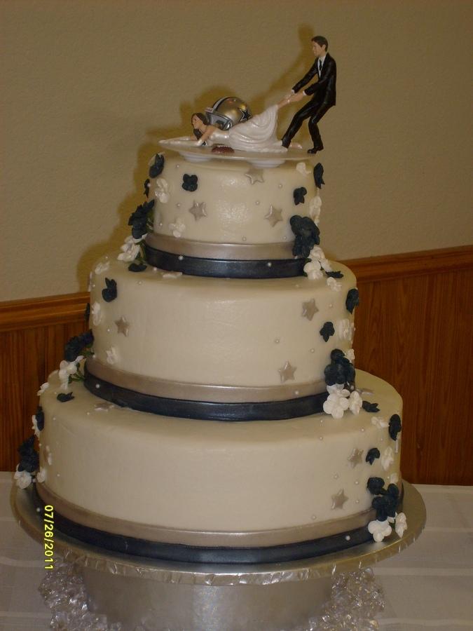 Cowboy Wedding Cakes