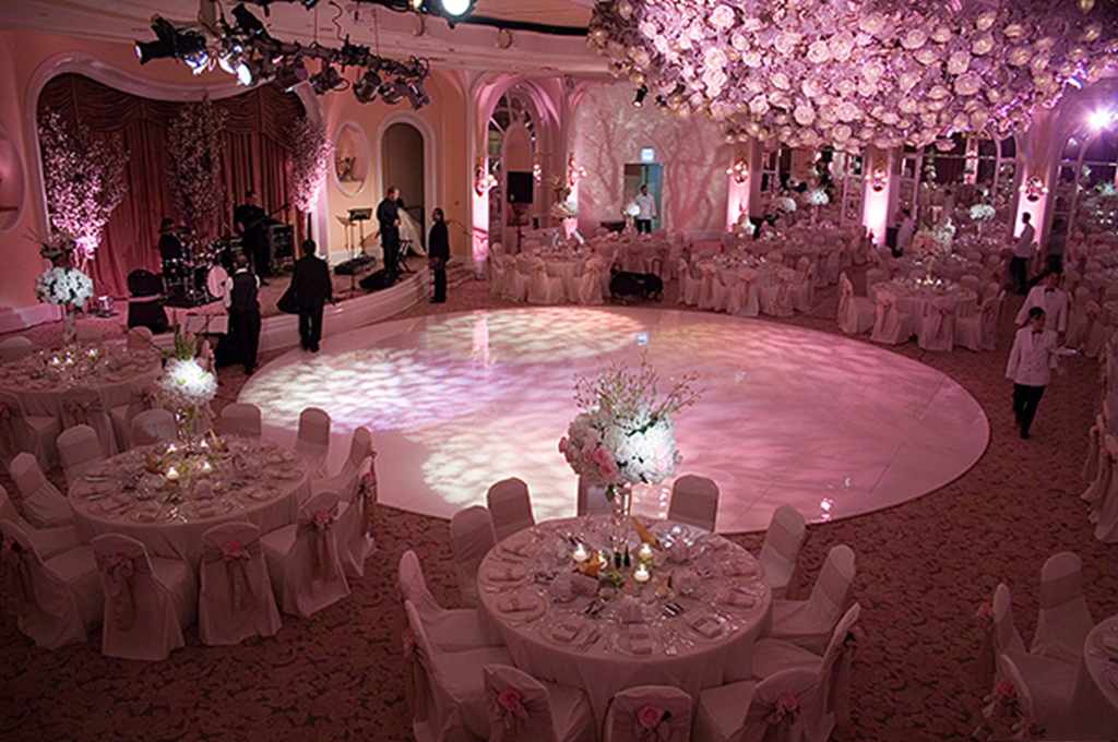 How To Build A Portable Dance Floor For Wedding. DIY Dance Floor ...