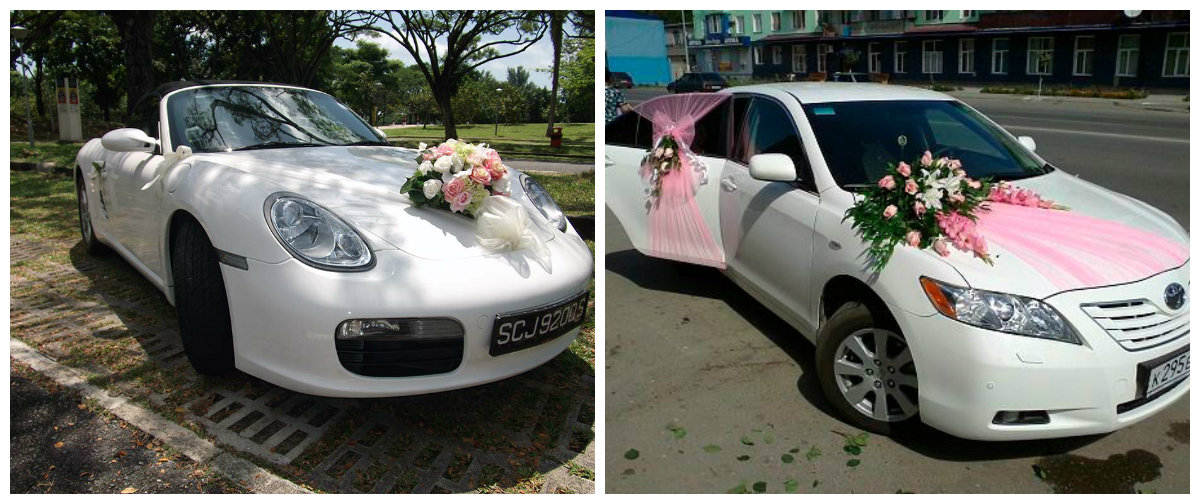 How To Decorate My Car For A Wedding Oh Decor Curtain