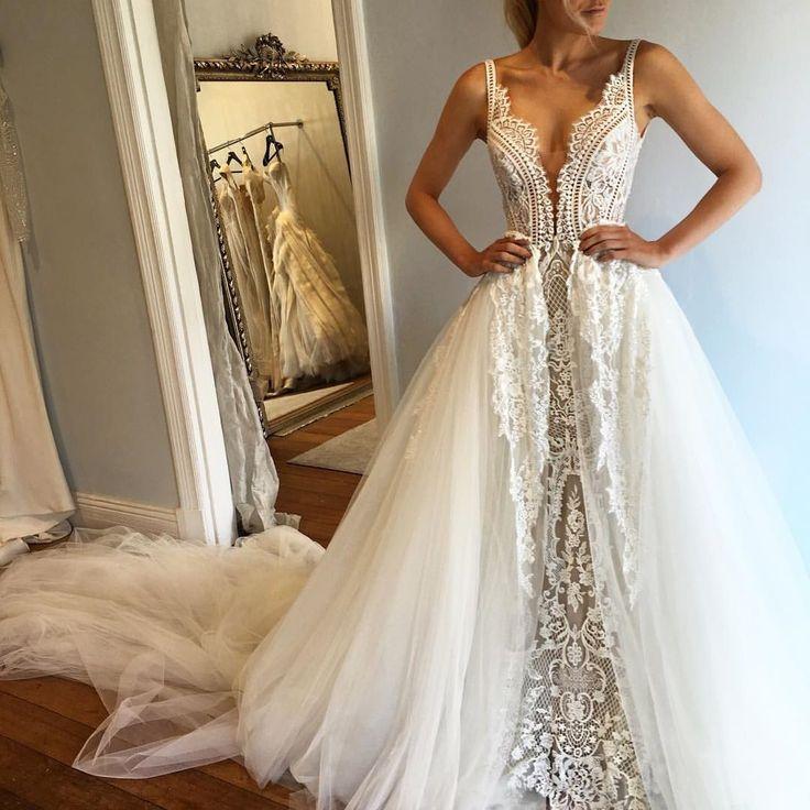 Wedding Detachable Skirt