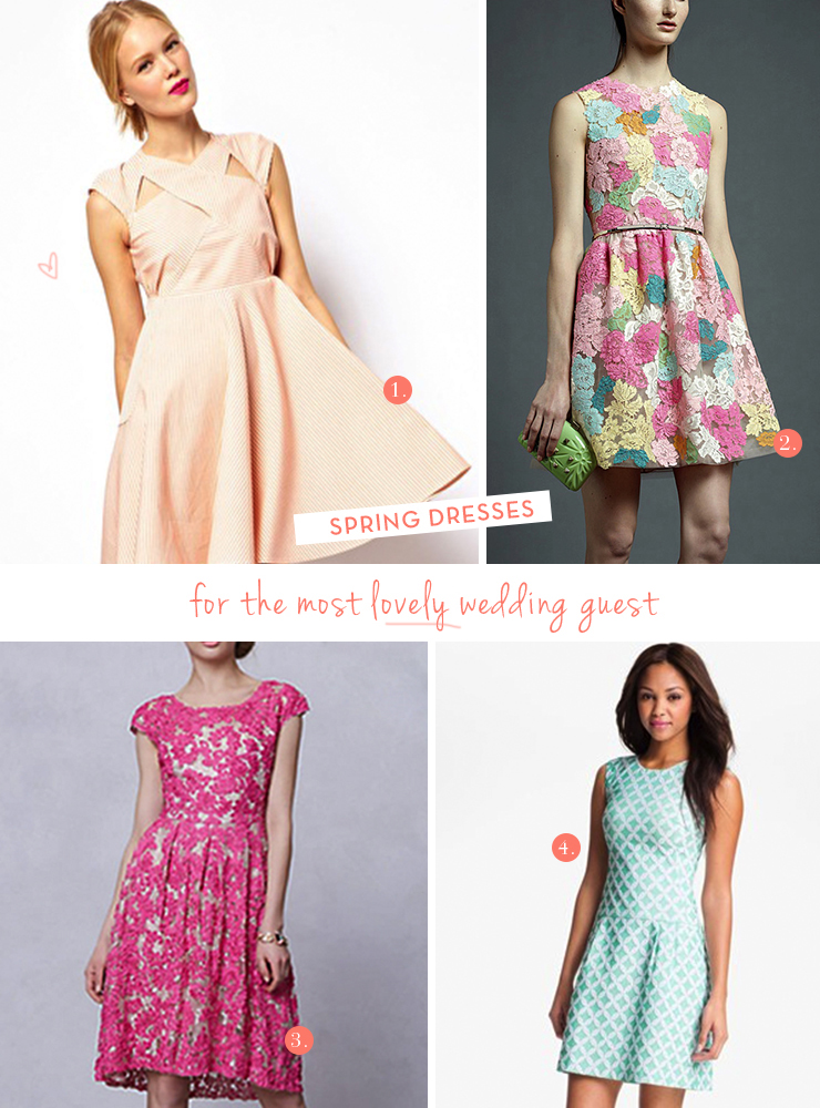 Best Dress To Wear To A Spring Wedding Pictures - Styles & Ideas ...
