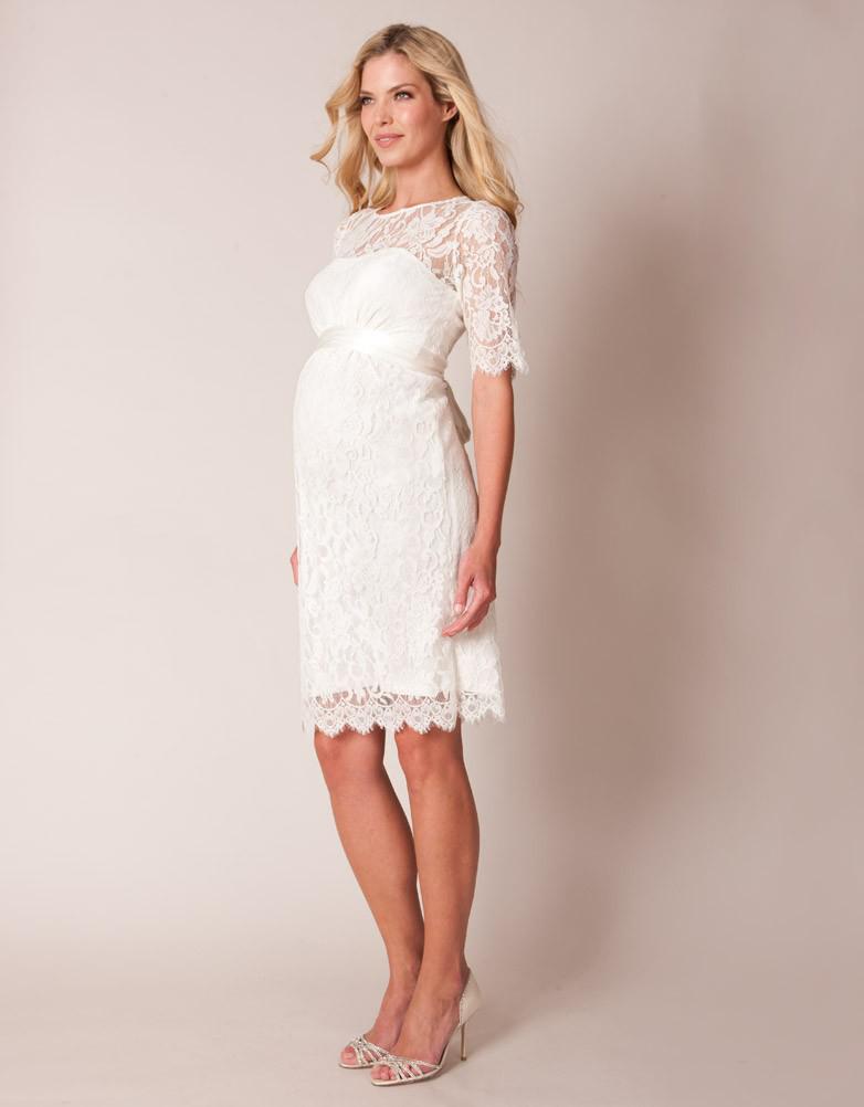 6acf9cd1df6cd Elegant Maternity Wedding Dresses Short 29 About Western Wedding ...