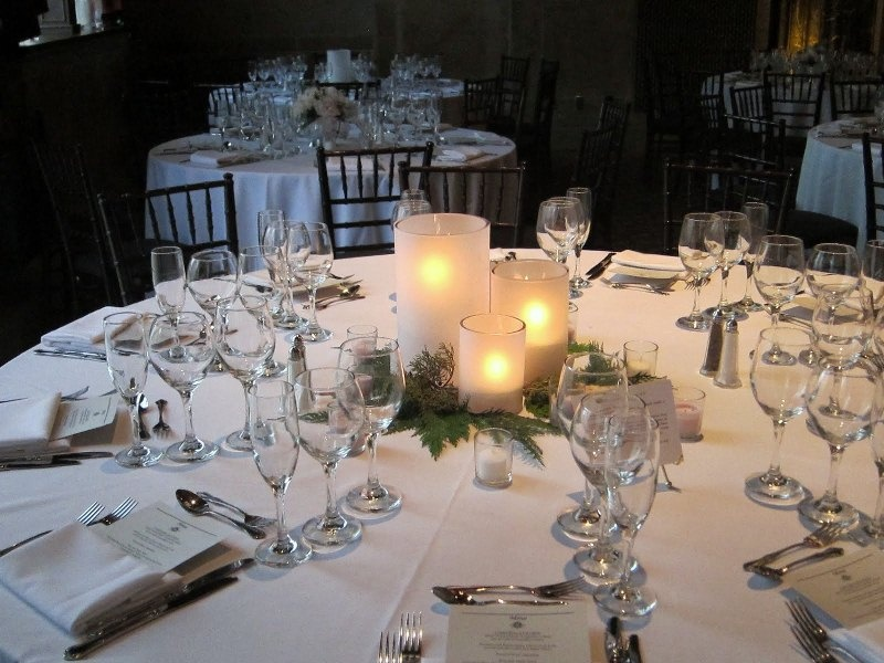 Wedding Reception Table Decorating Ideas