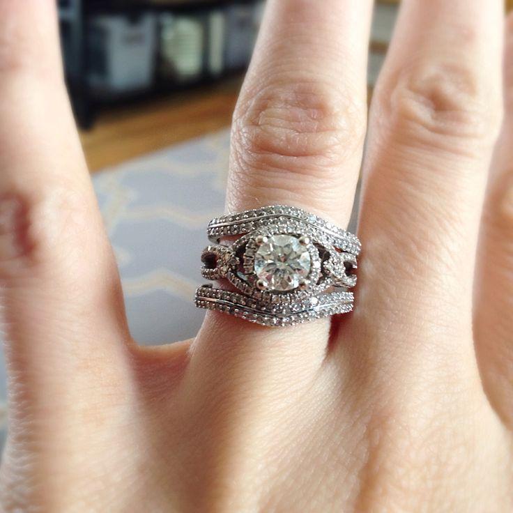 Double Band Wedding Ring
