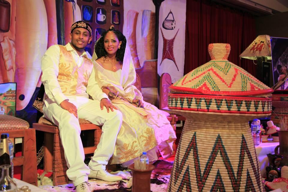 Ethiopian Traditional Cloth For Wedding