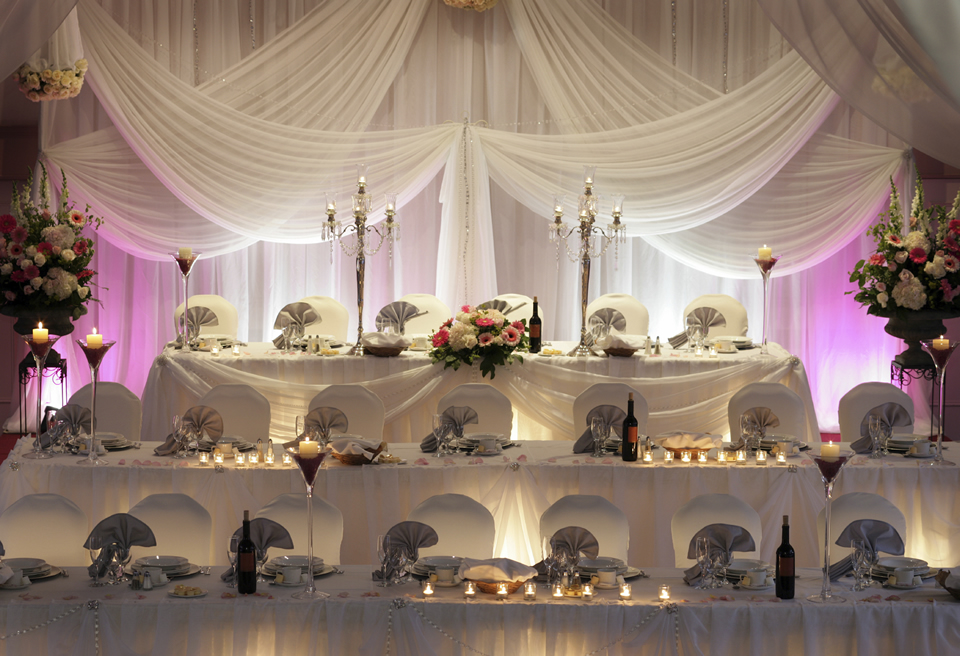 Decorations For Head Table At Wedding Reception Gallery Decor Ideas Todaysbride