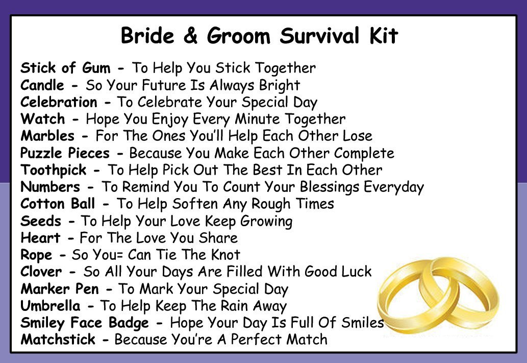 funny advice for the bride and groom midway media