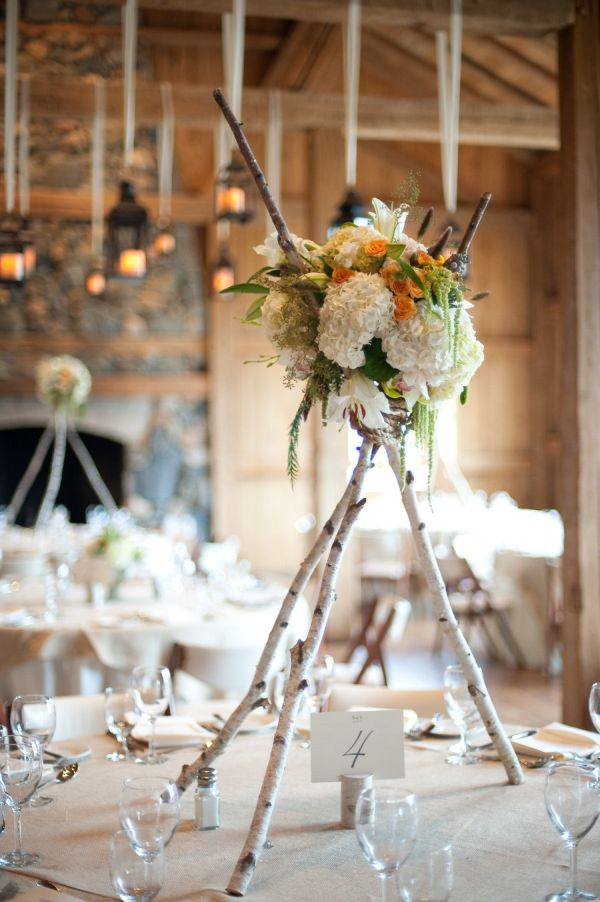 Wood wedding centerpiece ideas images wedding decoration ideas wooden wedding table centerpieces therapyboxfo junglespirit Image collections
