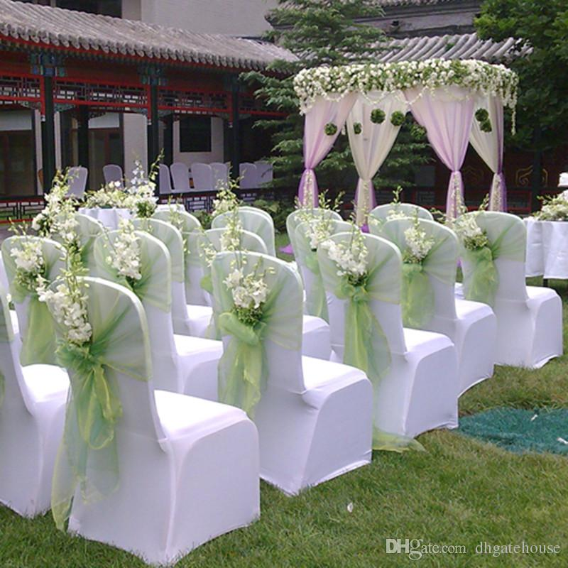 Green wedding decorations junglespirit