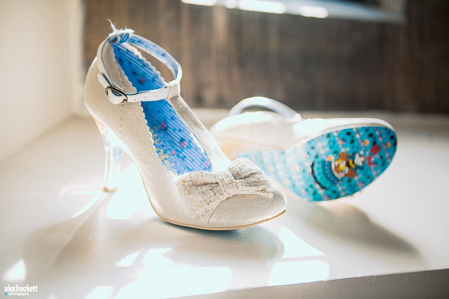 Funky Wedding Shoes