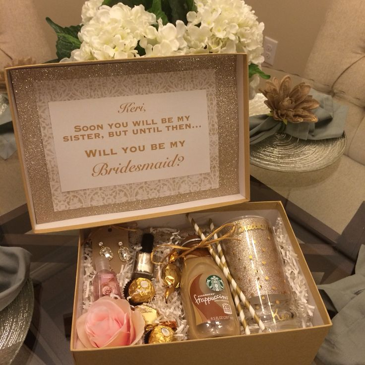 Wedding Gifts For Maid Of Honor Images Decoration Ideas