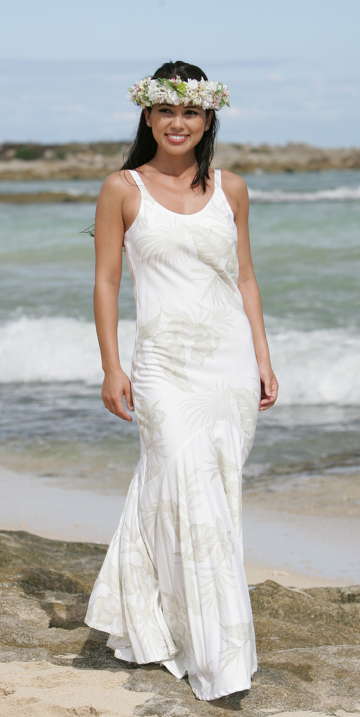 Great Hawaiian Themed Wedding Dresses 54 For Your Modest Wedding ...