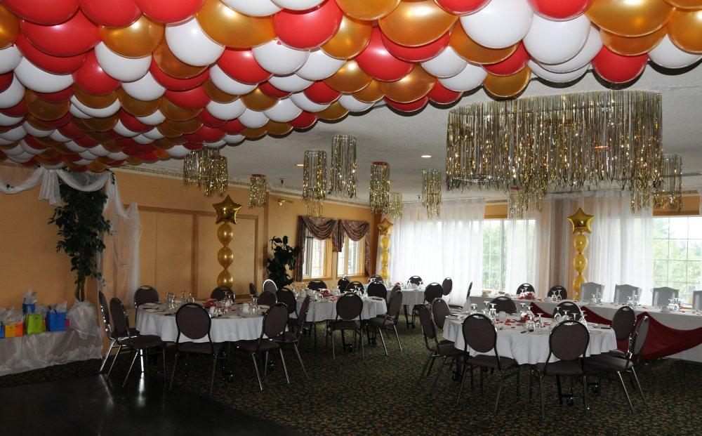 Ceiling Decor Wedding