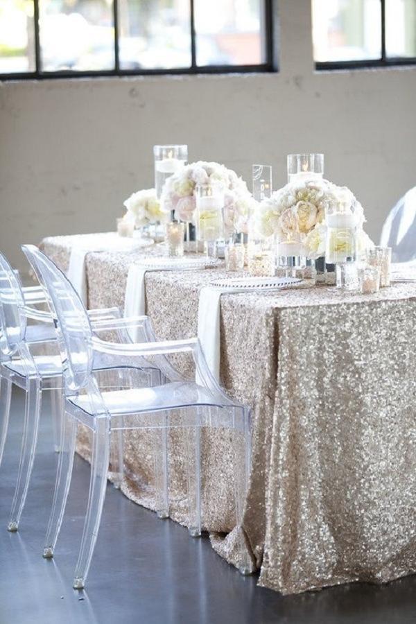Tablecloth Decorations For Wedding   Credainatcon.com