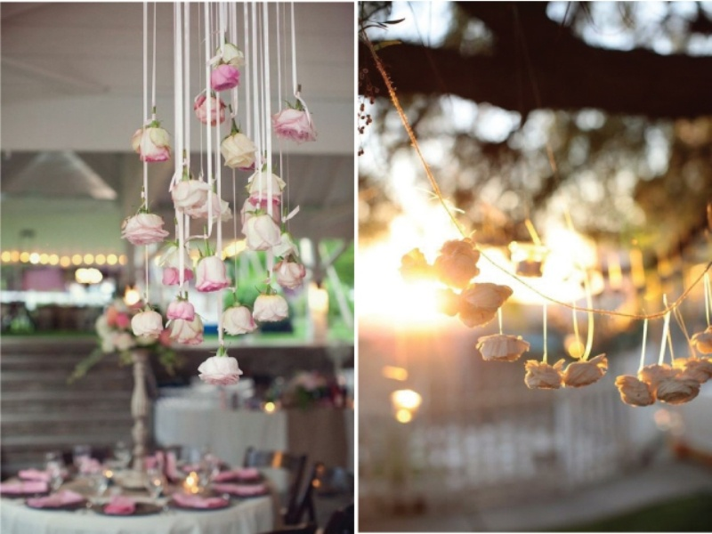 Ideas for wedding decorations best decoration ideas 2018 26 creative diy photo display wedding decor ideas tulle junglespirit