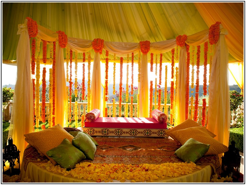 ... Indian Wedding Decor For Home; Indian Wedding Home Decoration  Guvenliukashfo ...