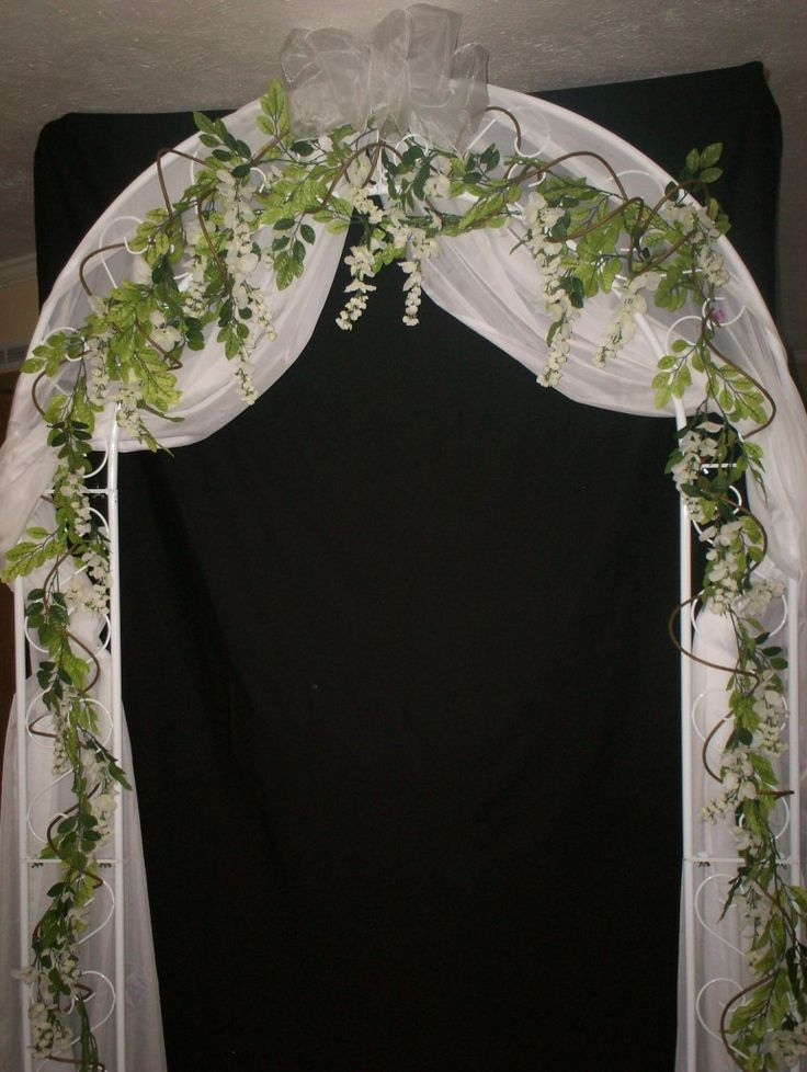 Decorating Wedding Arch Choice Image - Wedding Decoration Ideas
