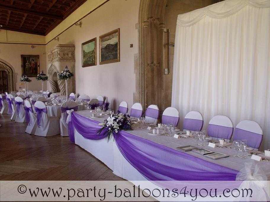 Purple Wedding Table Centerpieces Images - Wedding Decoration Ideas