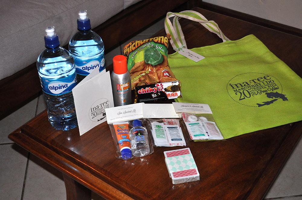 Ina Tee Wedding Welcome Bags