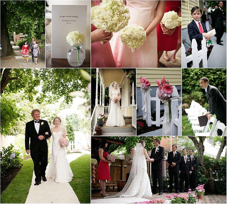 Informal Wedding Reception Midway Media