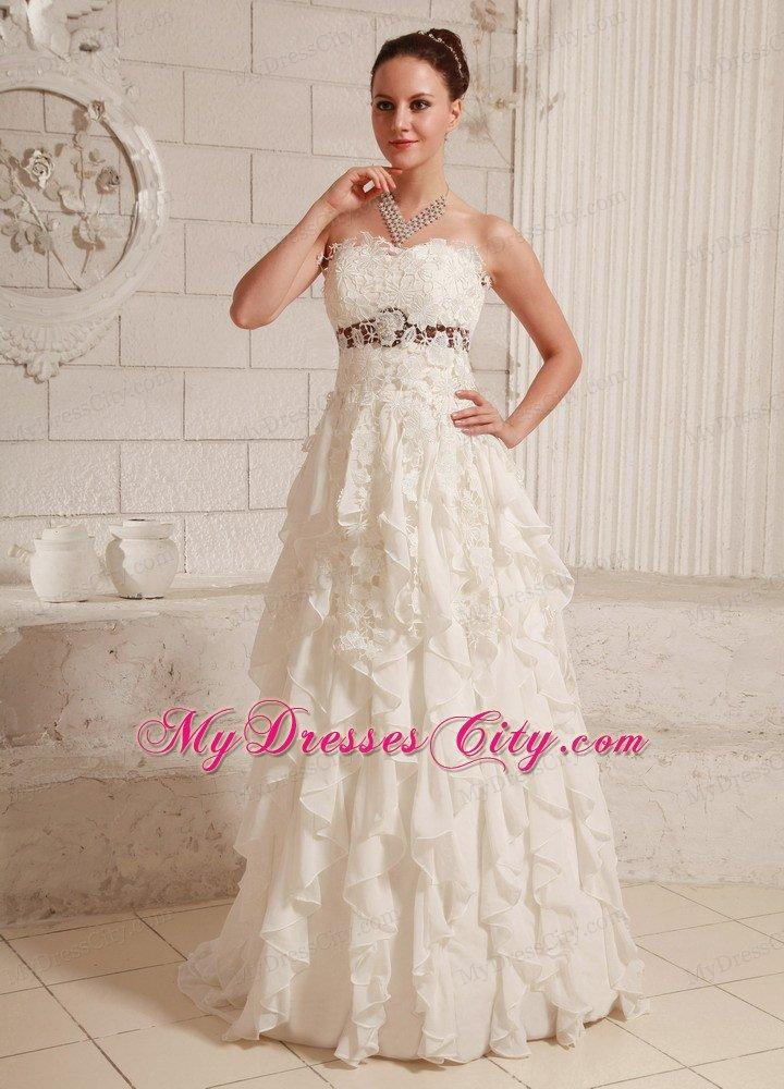 Western Dress For Weddings