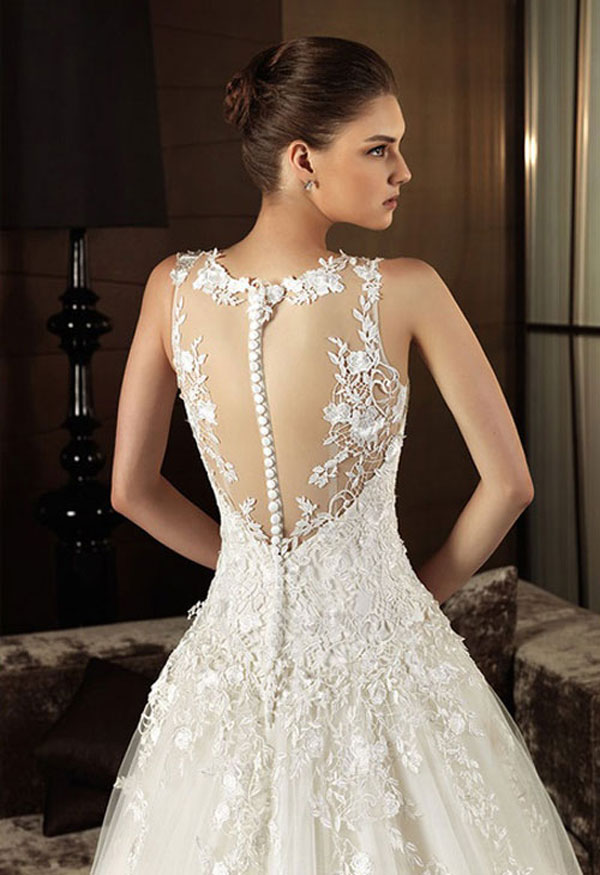 Lace Back Wedding Dresses – Reviewweddingdresses Net