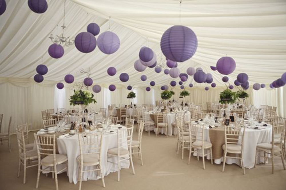 Lavender wedding theme junglespirit Gallery