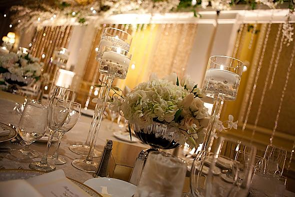 Ivory and gold wedding decorations junglespirit Image collections