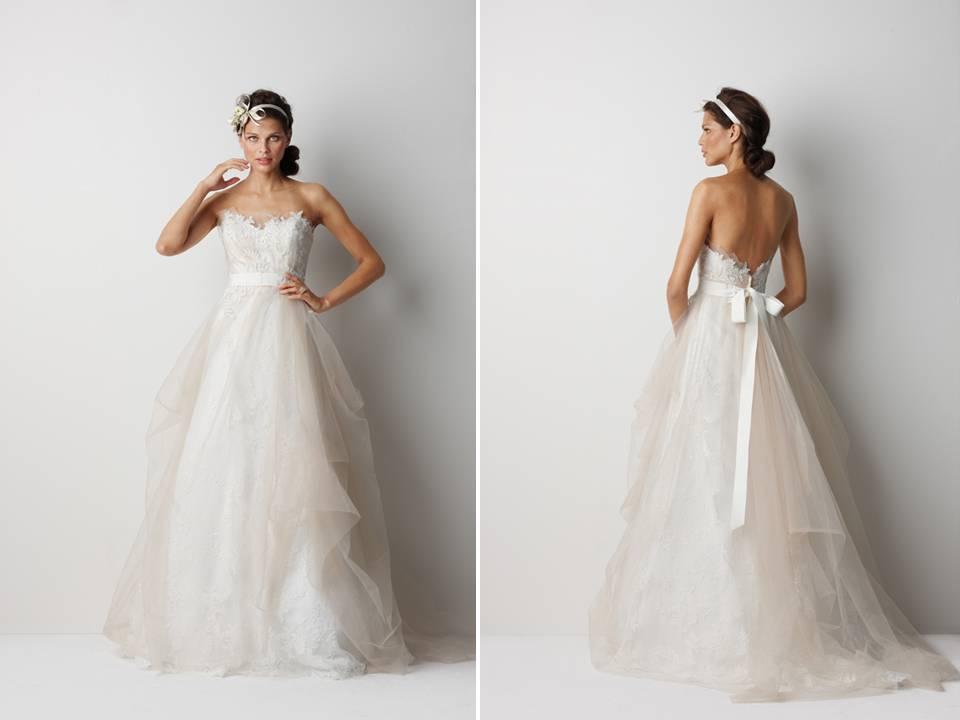 Whimsical wedding dress junglespirit Choice Image