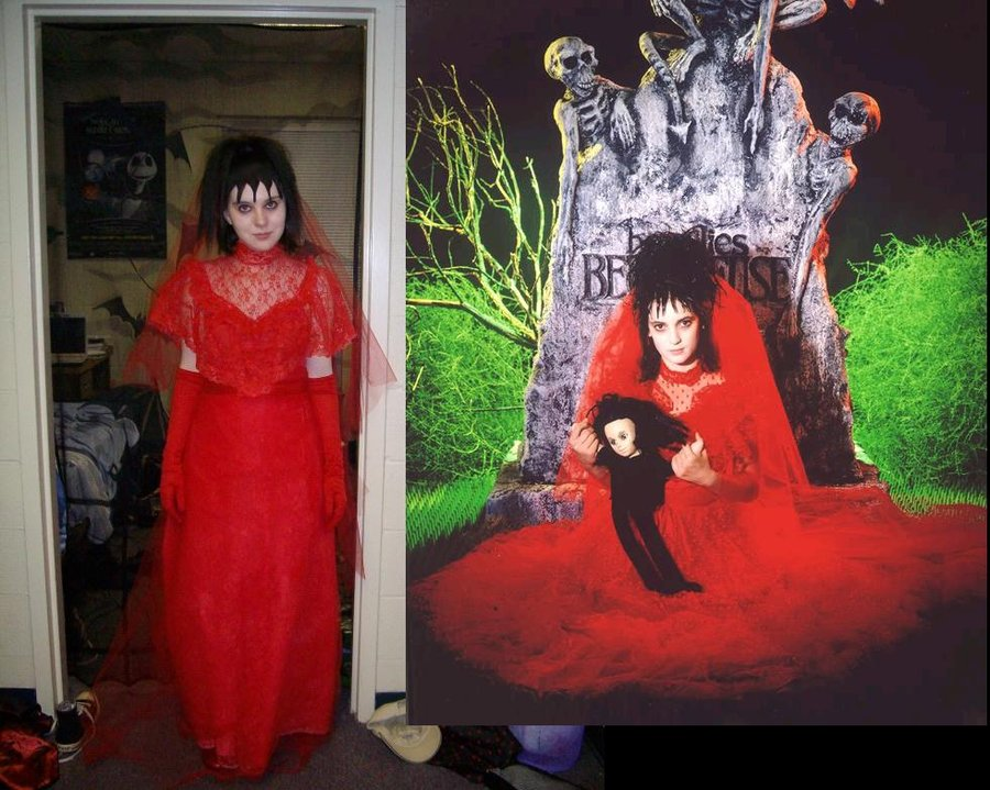Magnificent Beetlejuice Red Wedding Dress Ideas - Wedding Dress ...