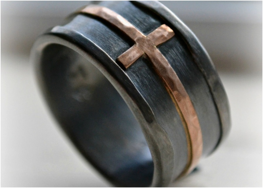 Manly Wedding Bands