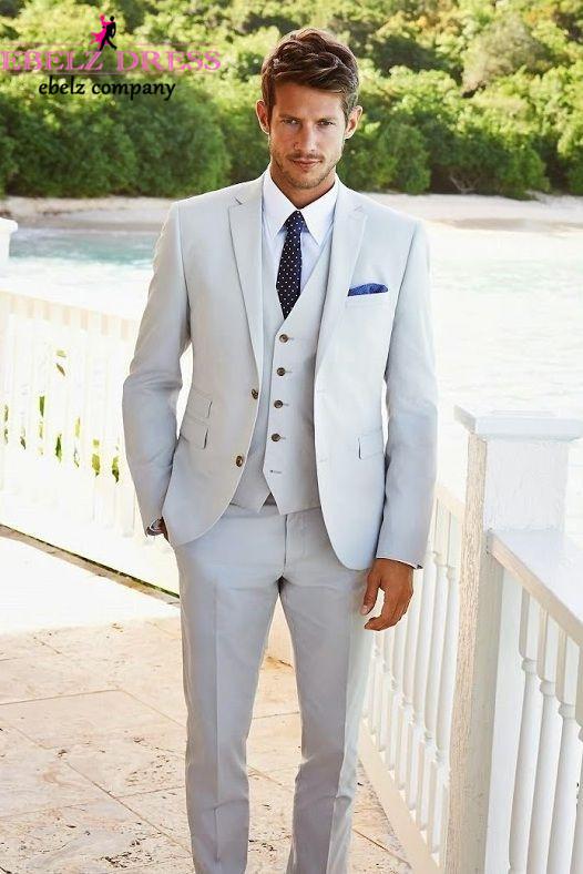 Men\'s Summer Wedding Suits