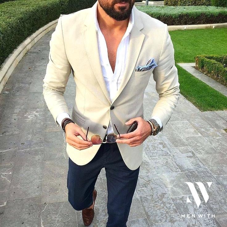 Men's Summer Wedding Suits