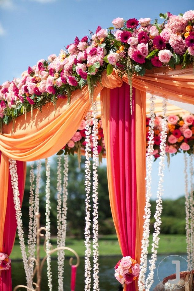 Floral decoration for indian wedding junglespirit Image collections
