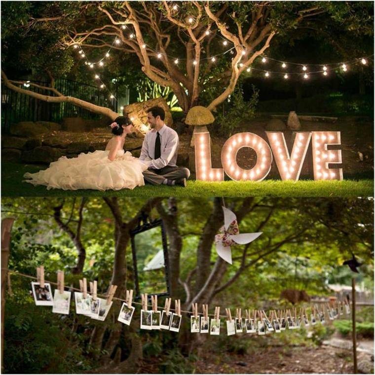 Outdoor wedding ideas on a budget junglespirit Image collections