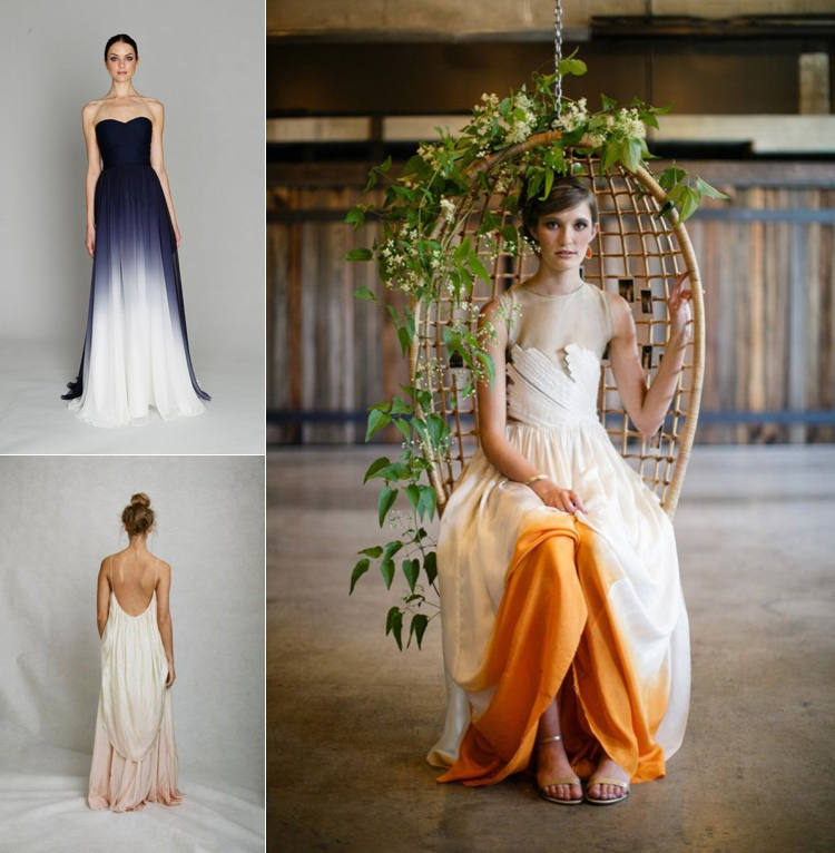 Alternative Style Wedding Dress