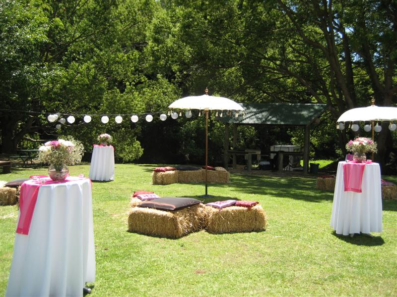 outdoor decoration on a budget | Outdoor Wedding Ideas On A Budget