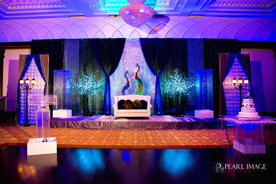 peacock wedding decor maribo intelligentsolutions co